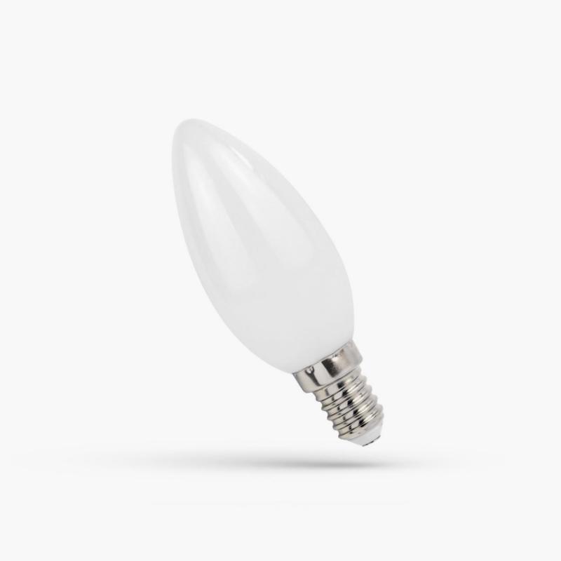 LED CANDLE 4W COG