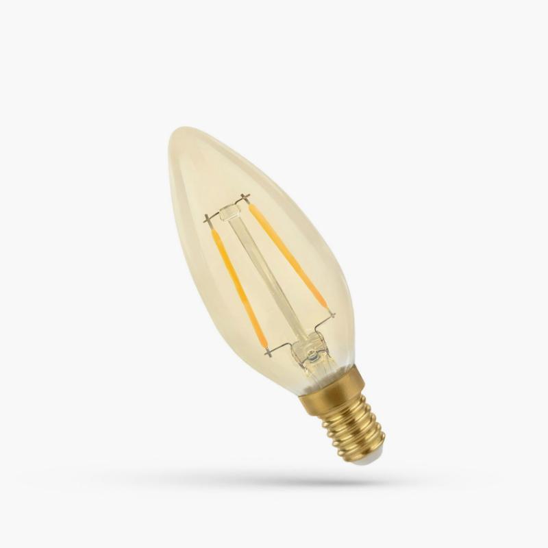 LED CANDLE 2W RETROSHINE