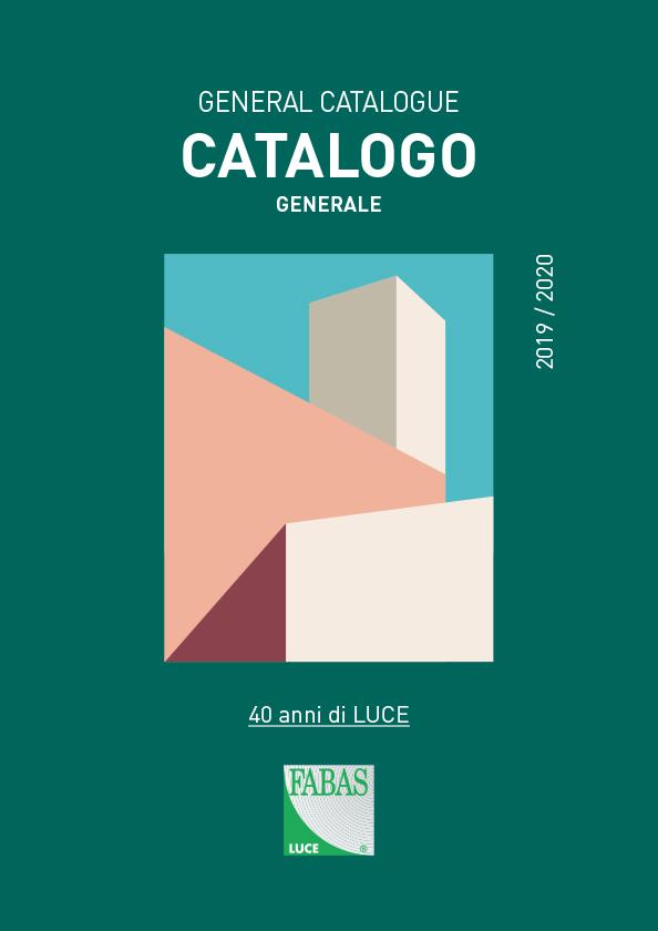 General Catalogue 2019-2020