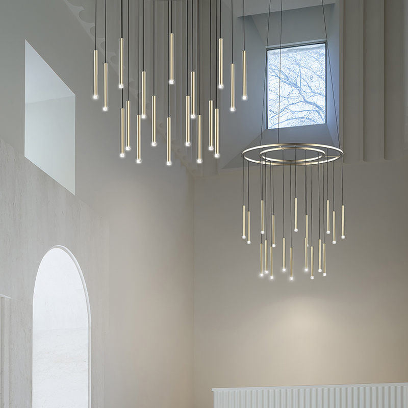 Candle 15 Bodies Chandelier