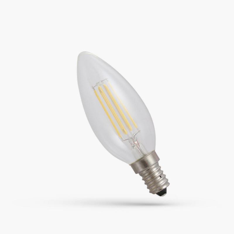 LED CANDLE 4W FILAMEN
