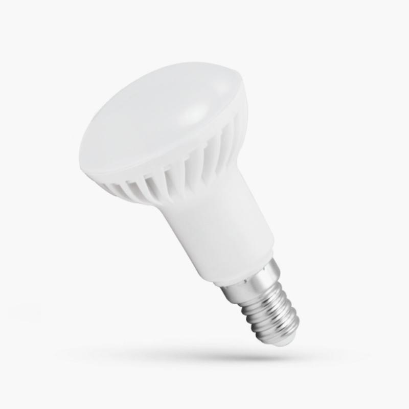 LED R-50 6W E-14