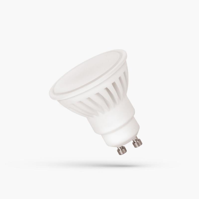 LED GU10 10W PREMIUM CERAMIC WW