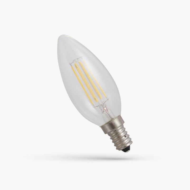 LED CANDLE 4W FILAMENTO