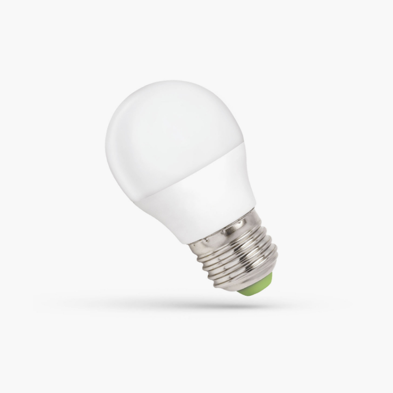 LED BALL 6W E27 DIMMABLE