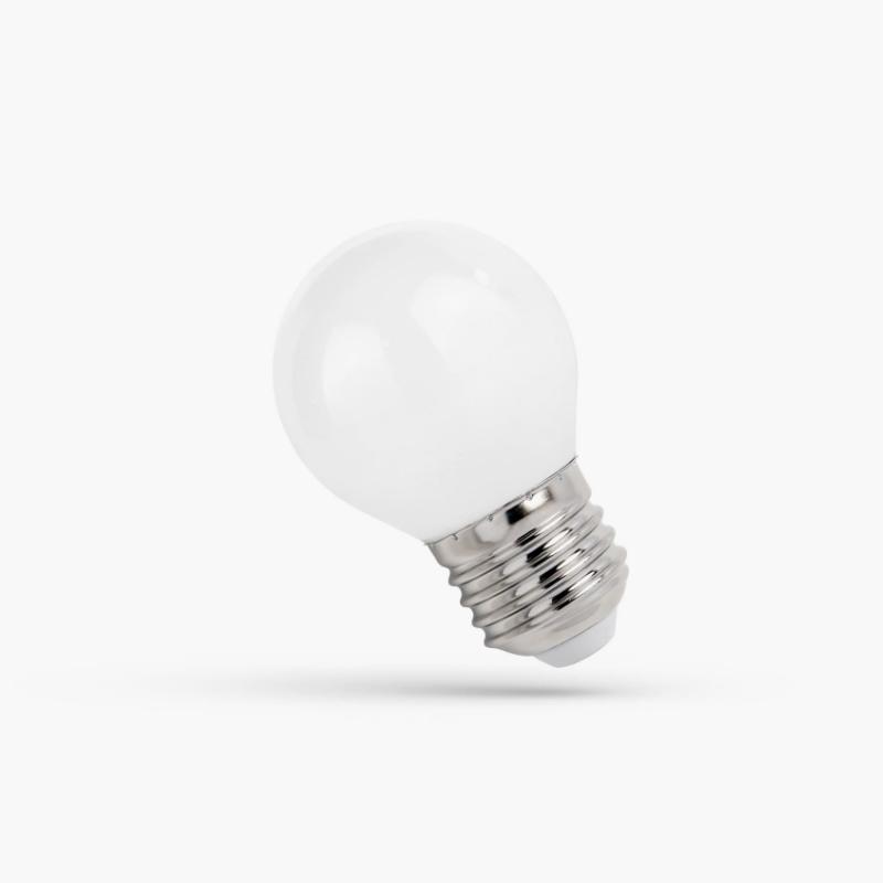 LED BALL 6W E27 COG
