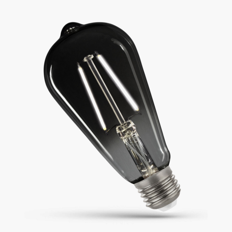LED ST65 2,5W E27 COG MODERNSHINE
